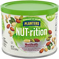 NUTrition Planters Mixed Nuts Mens Health Mix 10.25 Ounce Deals