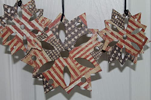 ornaments 4-6 pieces die cuts CHIPBOARD DIE CUT decoration