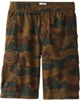 The Children's Place Big Boys' Pull-On Cargo Shorts