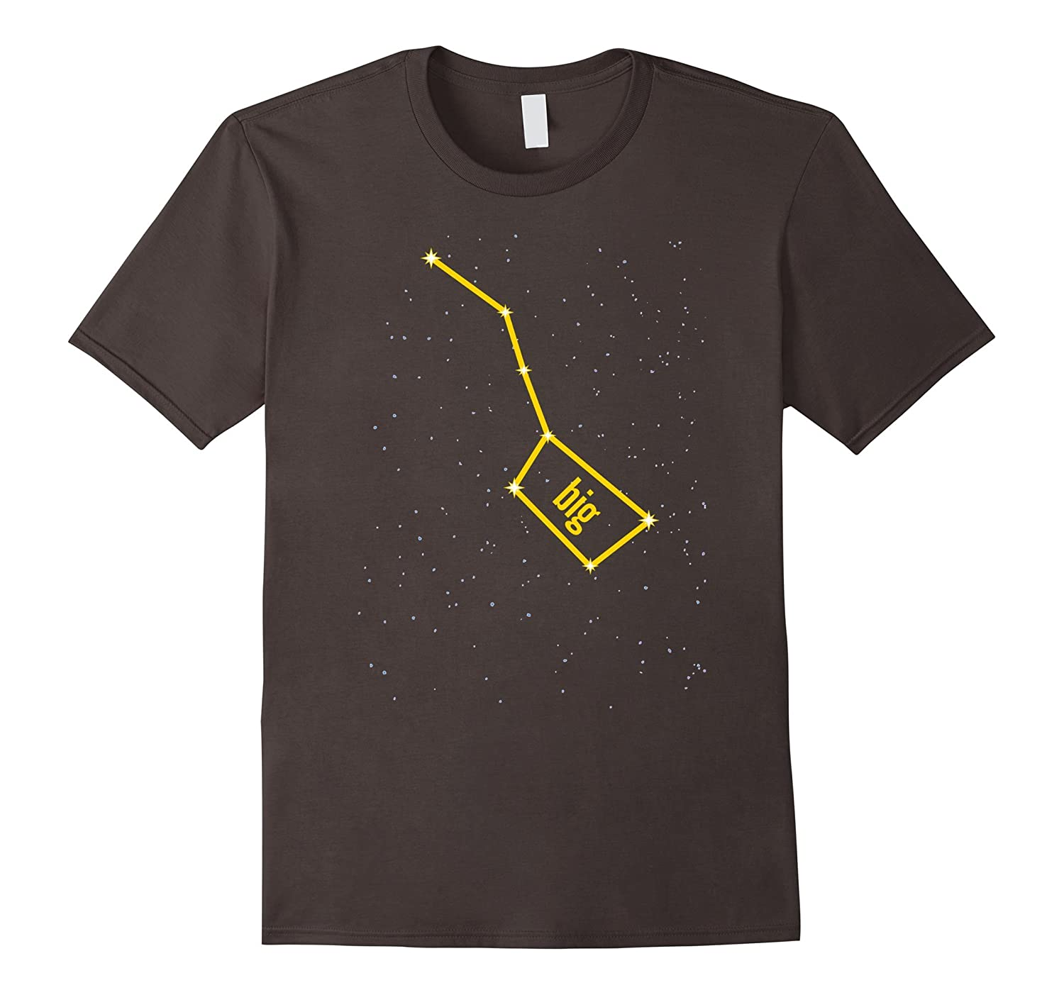Big Dipper Constellation Big/Little Week T-Shirt-ANZ