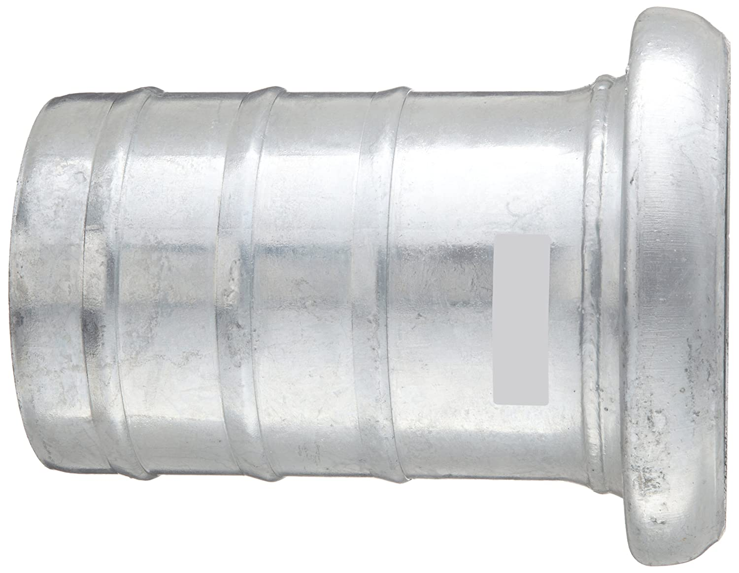 Dixon FC3106 Galvanized Steel Type B Shank//Water Quick-Connect Fitting 6 Female Coupling x 6 Hose ID Barbed Coupler with Gasket