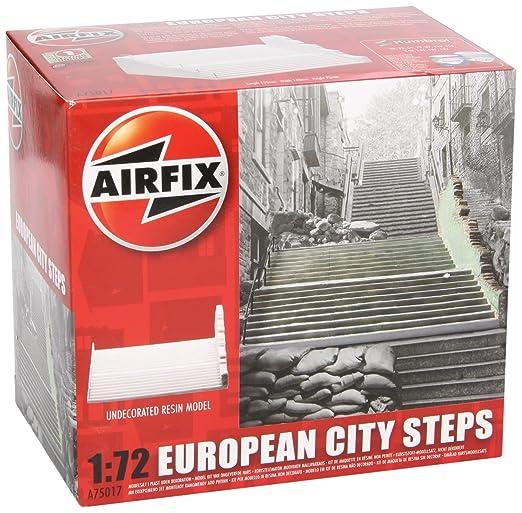 Amazon.com: Airfix A75017 European City Steps Ruin 1:72 ...