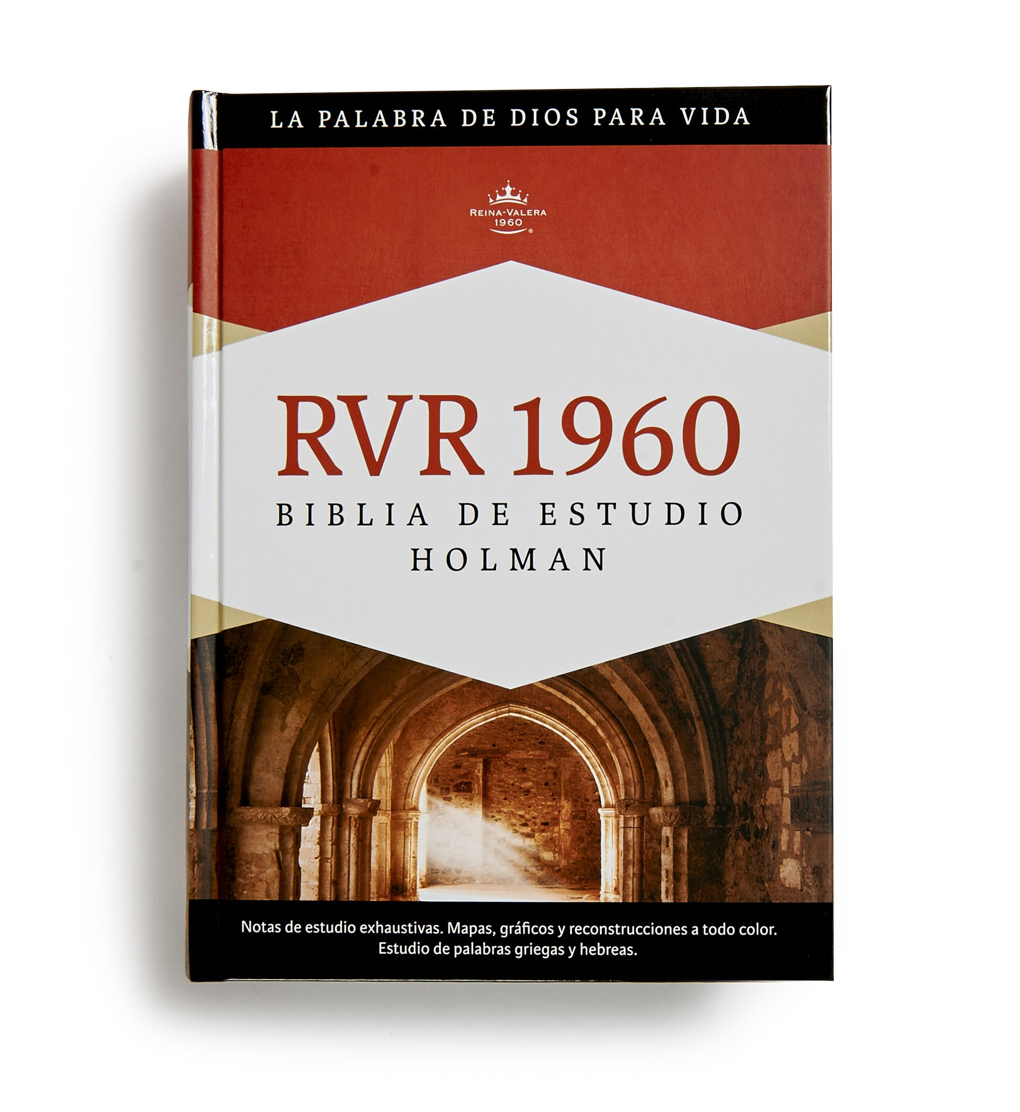 Biblia de Estudio Holman-Rvr 1960 = Holman Study Bible-Rvr 1960: Amazon.de:  B&h Espanol Editorial, Jeremy Royal Howard: Fremdsprachige Bücher