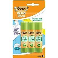 BIC Ecolutions - Colla stick da 8g Confezione da 3
