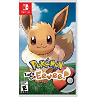 Pokemon: Let's Go, Eevee!
