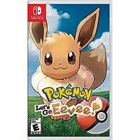 Pokemon Let´s Go Eevee ! - Nintendo Switch