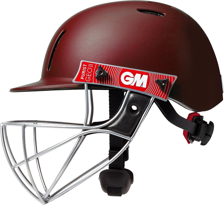 GM Purist Geo II–Casco de críquet