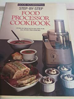 Kenwood food processor cooking kitchen library amazon good housekeeping step by step food processor cookbook forumfinder Images