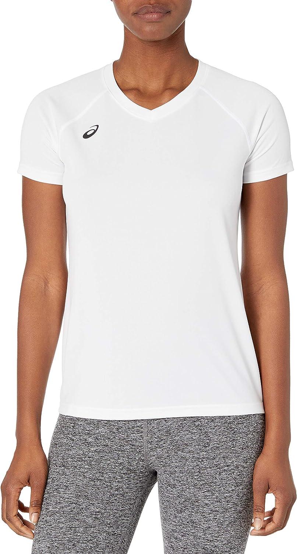 Asics Womens Circuit 8 Warm-Up Shirt