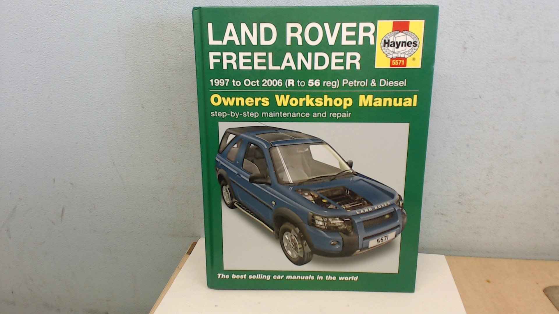 Land Rover Freelander Service And Repair Manual 1997 2006 Haynes Service And Repair Manuals Buy Online In Guernsey At Guernsey Desertcart Com Productid 49115507