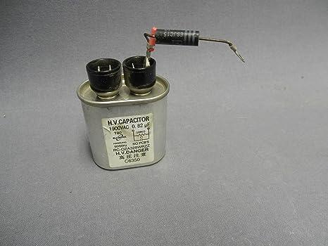 Amazon.com: Recertified Sharp rc-qza328wrzz Microondas ...