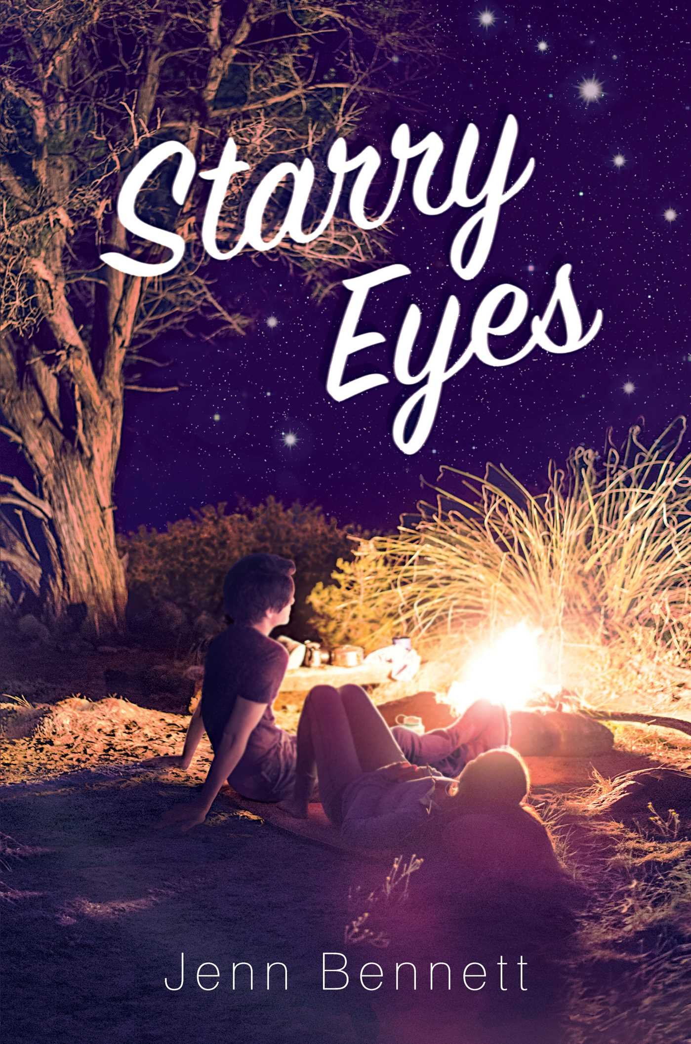 Amazon.com: Starry Eyes (9781481478809): Bennett, Jenn: Books