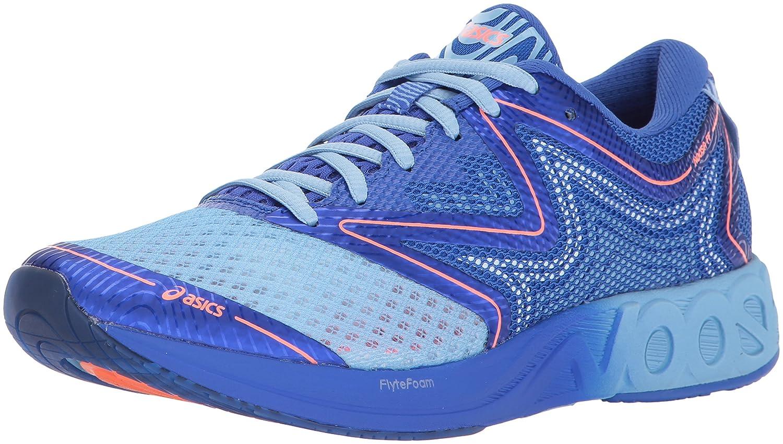 ASICS Women's Noosa FF Running Shoe B01N4GDP5F 5.5 B(M) US|Airy Blue/Blue Purple/Flash Coral