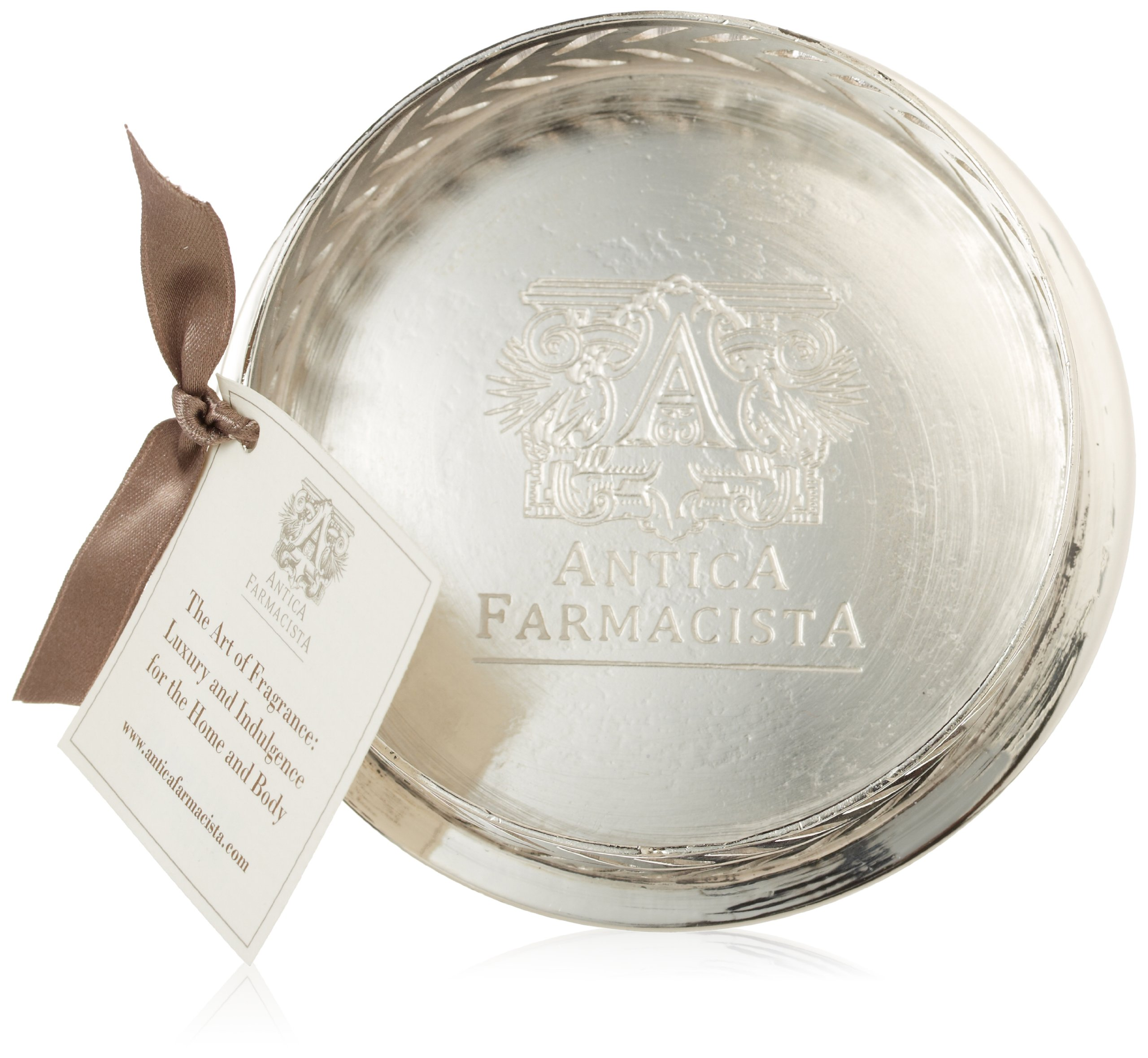 Antica Farmacista Nickel Decorative Tray for 500 ml Diffuser