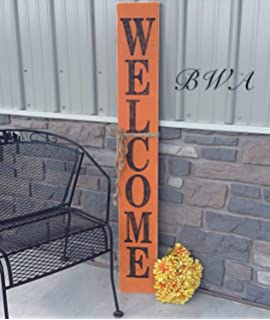 woodensign reversible porch signs welcome porch signs rustic fall porch sign christmas porch sign porch signs - Primitive Christmas Porch Decor