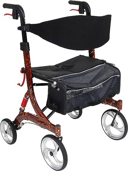 Amazon.com: Drive Medical 10266hd-br Nitro Heavy Duty Euro ...