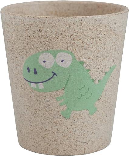 JACK N JILL - Vaso para Limpieza Bucal - Con diseño de dinosaurio ...