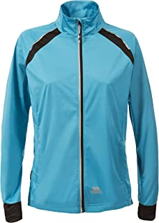 53ec8397eb76 Salomon Women s Lightning Wind Graph Hoodie  Amazon.co.uk  Clothing
