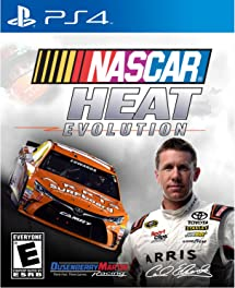 Amazon com: NASCAR Heat Evolution (PS4) - PlayStation 4