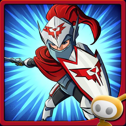 DEFENDERS & DRAGONS (Power Ranger Games Power Ranger Games)