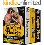 Shifted Hearts: 3-Book Bundle (Arthurian Nights)