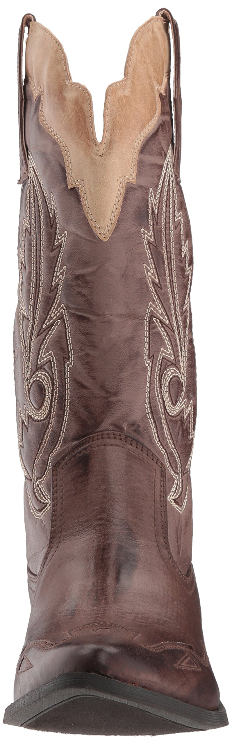 Coconuts by Matisse Women's Cimmaron Boot,Choco/Beige,10 M US by Coconuts by Matisse (Image #4)