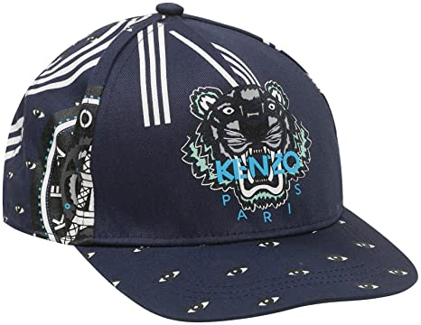 Amazon.com  Kenzo Kids Boys  Kenzo Kh Kb Tiger Cap Blue  Clothing ace5fe8654e8