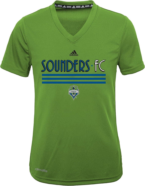 MLS Girls Dropshadow Three Stripe Stack