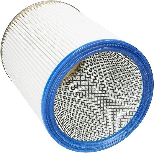 Cartouche filtrante pour aspirateur Kress NTS 1200 EA Pour usage sec