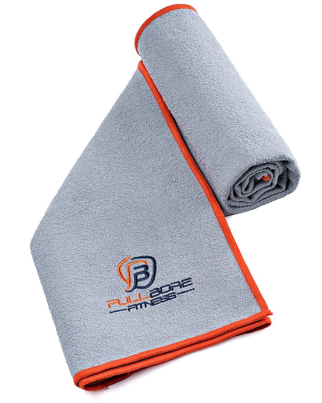Deportes - toalla de secado rápido, absorbente estupendo, enfriamiento de microfibra. Gran Gimnasio toallas para ejercicio, cualquier ejercicio, deporte, ...