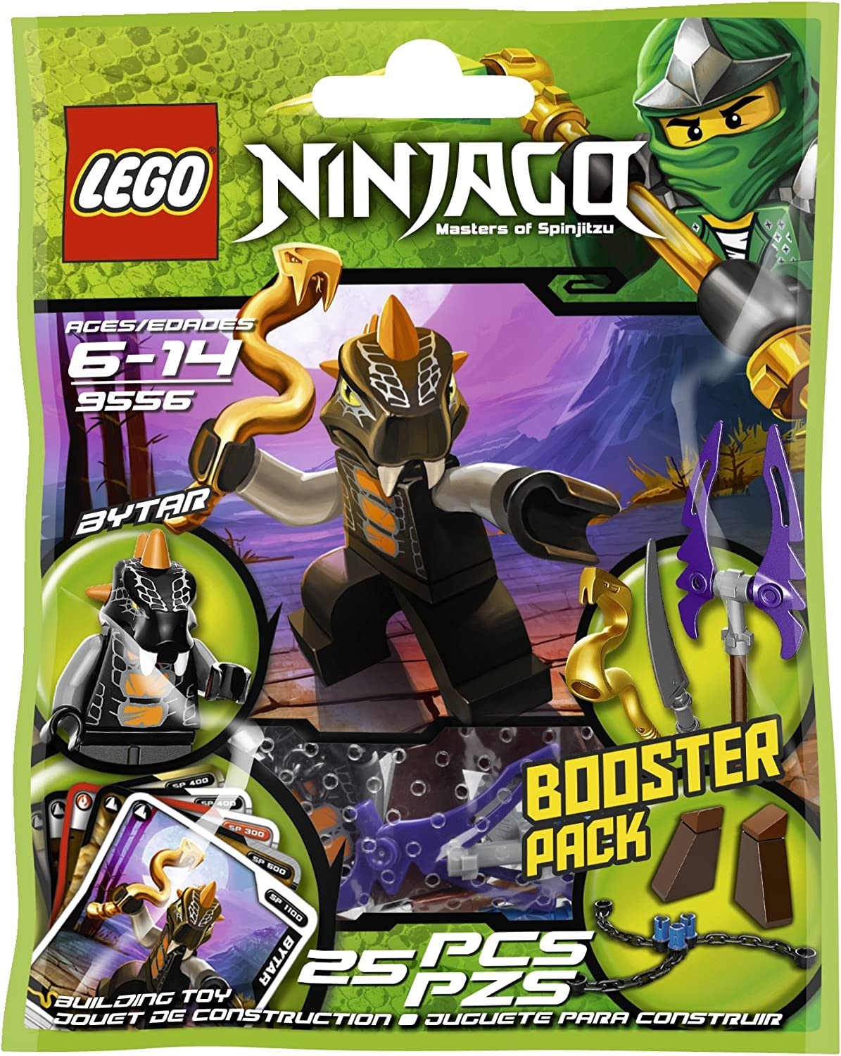 Lego Ninjago Bytar NEW IN PACKAGE. 9556