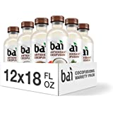 Bai Coconut Flavored Water, Cocofusions Variety Pack II, 18 Fluid Ounce Bottles, 12 Count, 3 each of Andes Coconut Lime…