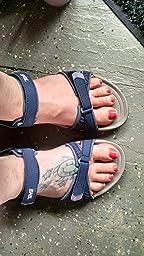 Amazon Com Teva Women S Numa Print Sandal Sport