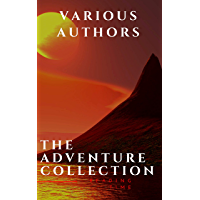 The Adventure Collection: Treasure Island, The Jungle Book, Gulliver's Travels... (The Heirloom Collection)
