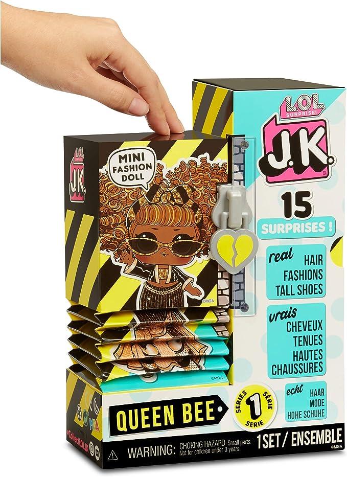 Series 1 QUEEN BEE Sealed Box! LOL SURPRISE J.K