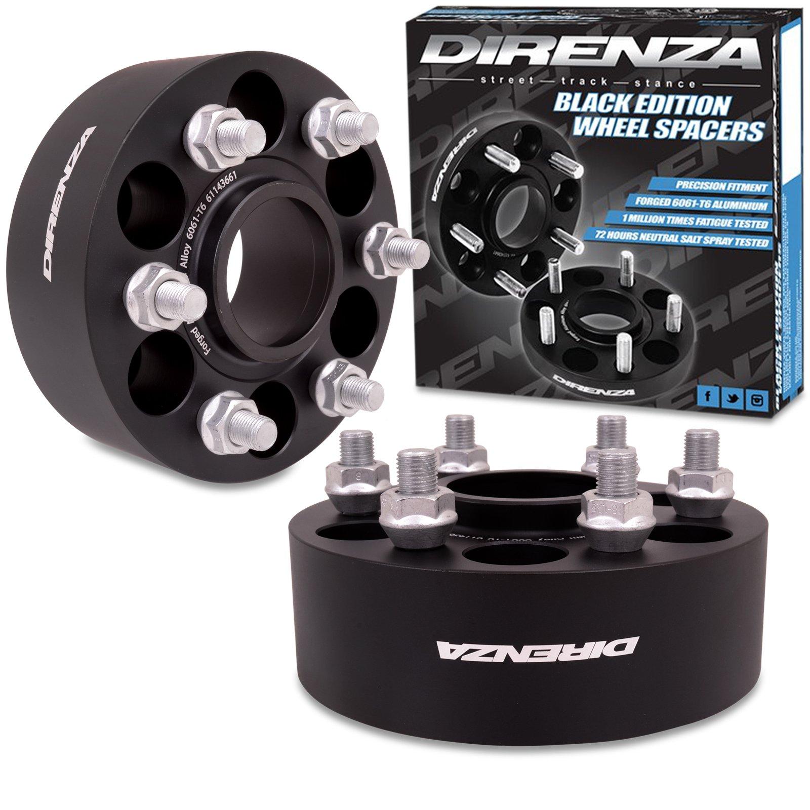 Wheel Spacers 4X100 20mm Bls M12X1.5 56.1mm Forged Al6061-T6