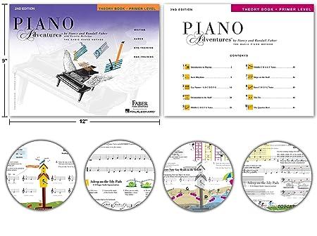 Amazon.com: Piano Adventures Lesson Book, Primer Level ...