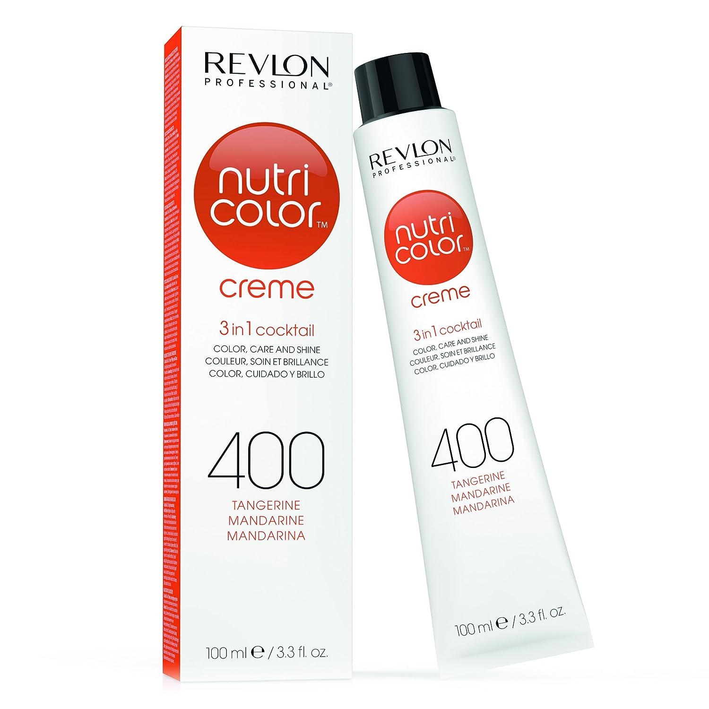 Revlon Nutri Color Creme Tinte Tono 400 Tangerine - 100 ml