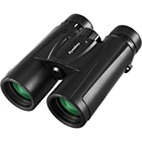 Eyeskey Clairvoyant HD 10x42 Binoculars and FMC Lens for Bird Watching or Travel