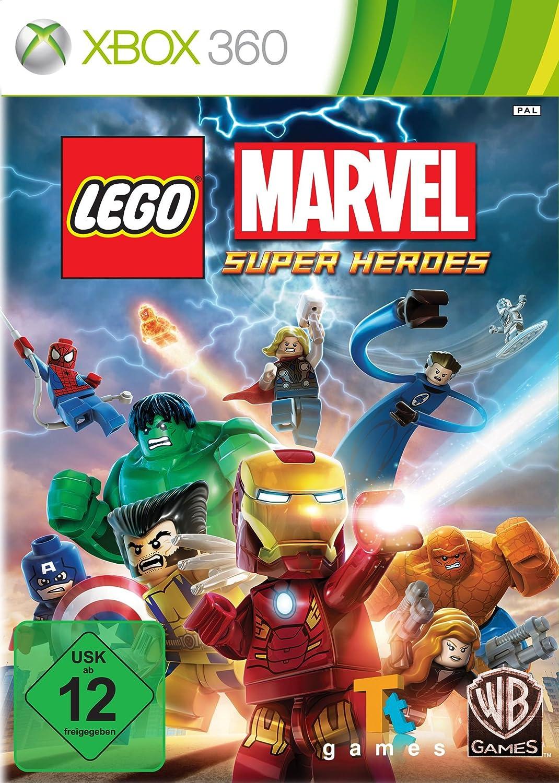 Warner Bros Lego Marvel Super Heroes - Juego (Xbox 360, Aventura, Warner Bros): Amazon.es: Videojuegos