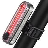 Cycle Torch Fire Stick USB Rechargeable Bike Tail