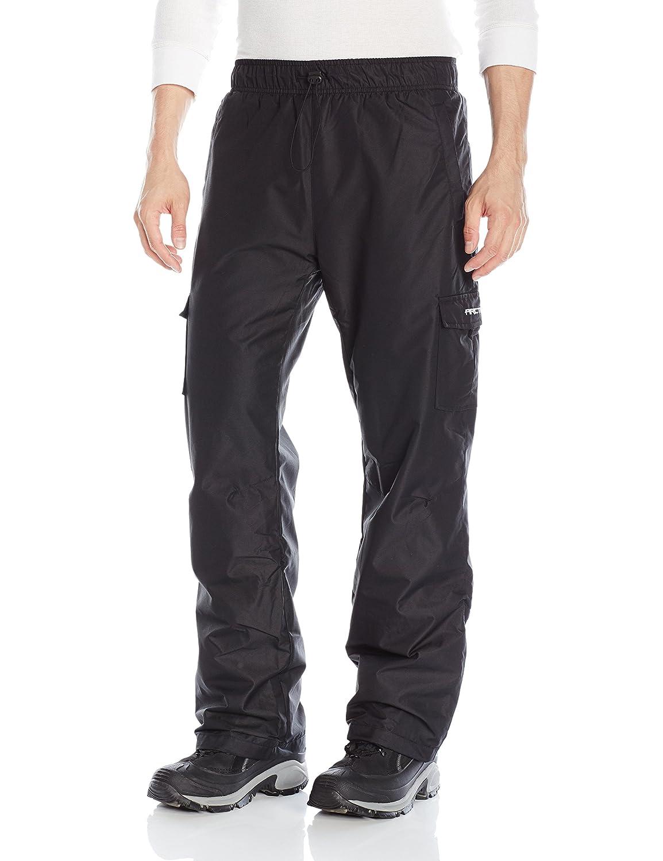 Arctix Men's Sentinel Fleece Lined Pull Over Cargo Snow Pants
