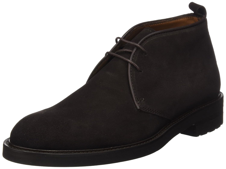 TALLA 43.5 EU. Lottusse L6707, Zapatos de Cordones Derby para Hombre