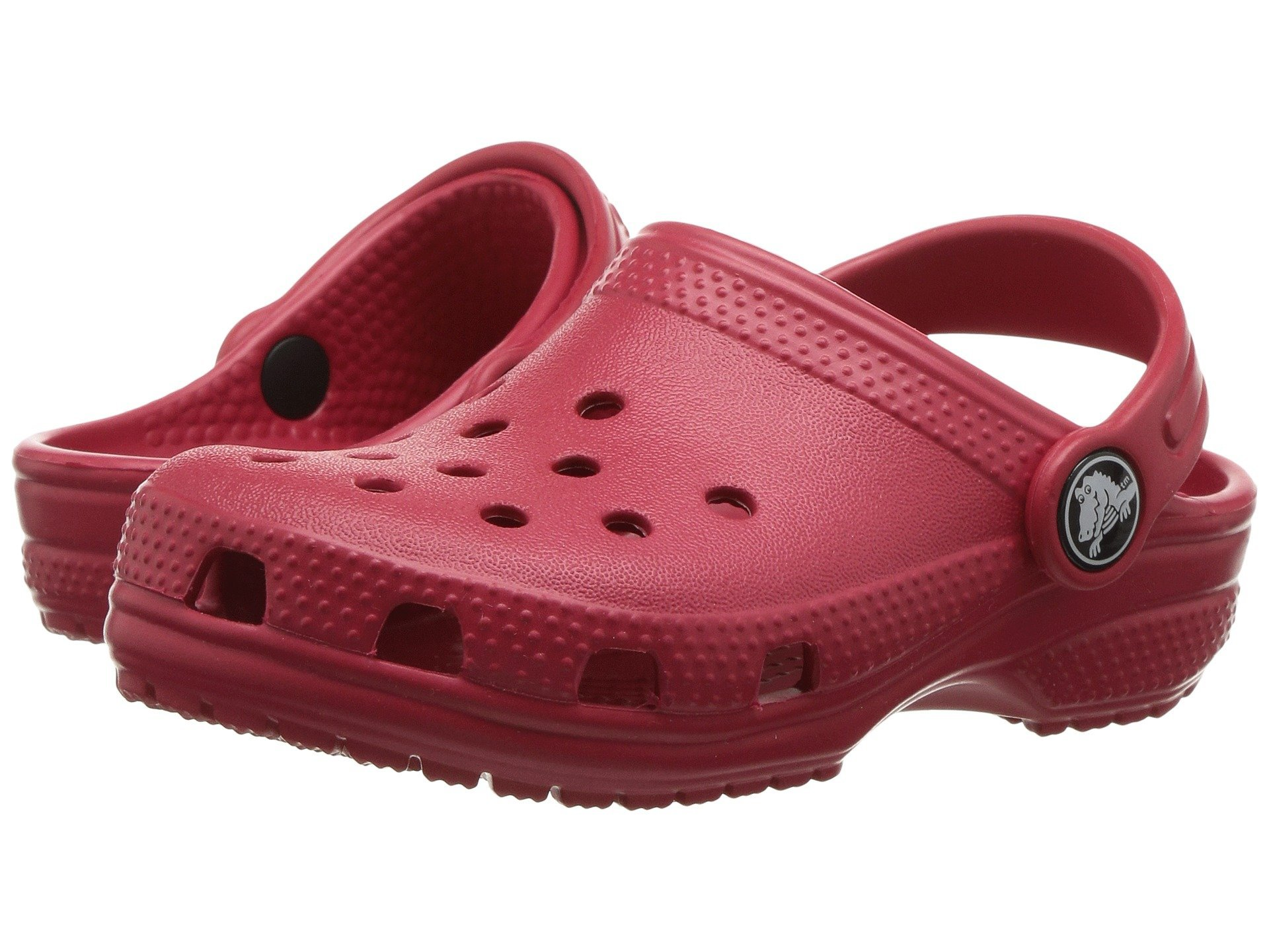Crocs Unisex Classic Clog, Pepper, 5 US Men/7 US Women