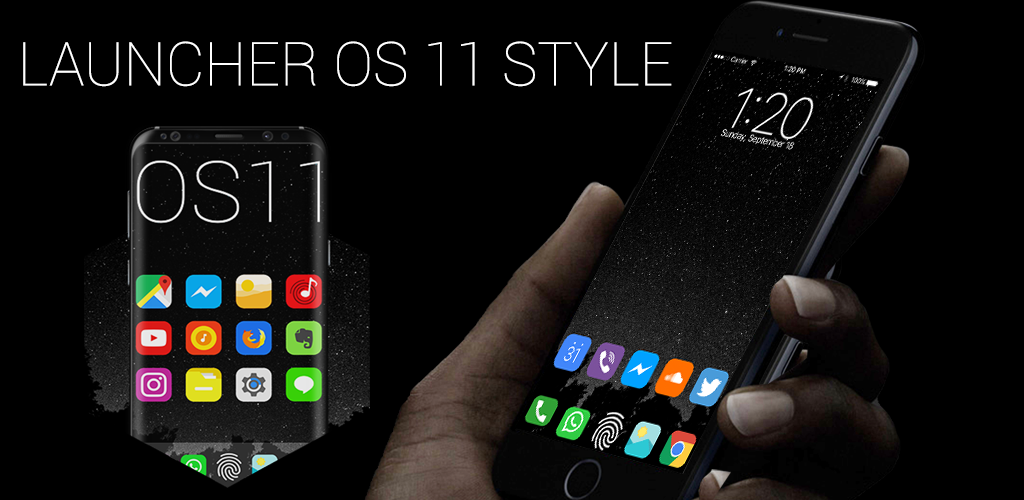 Amazon com: Launcher Theme for iOS 11 / os 11 HD style: Appstore for