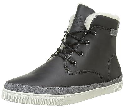 Bangor UST, Sneakers Hautes Femmes, Noir (315 Black), 41 EUPalladium
