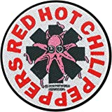 RED HOT CHILI PEPPERS OCTOPUS Patch/ Aufnäher