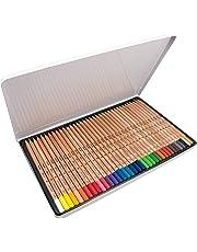 Milan 0726136 - Pack de 36 lápices de colores, mina grande