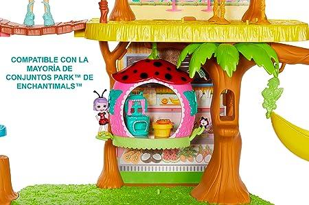 Amazon.es: Enchantimals - Supercafé de la Selva Mágica con Muñeca ...