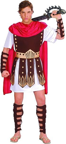 Disfraz gladiador hombre - M: Amazon.es: Juguetes y juegos